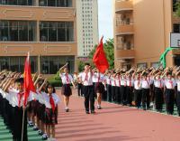 红领巾 心向党 ——我校小学部开展庆祝少先队建队70周年活动